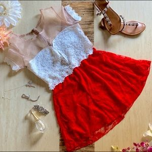 Dresses & Skirts - Romper Dress